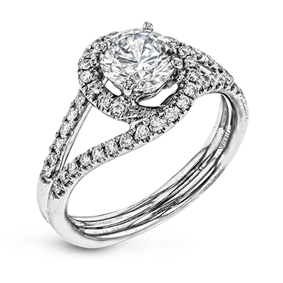CR131 ENGAGEMENT RING