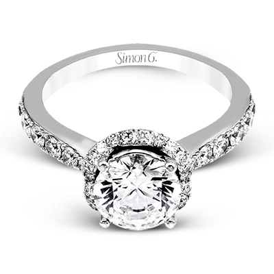 DR325 ENGAGEMENT RING