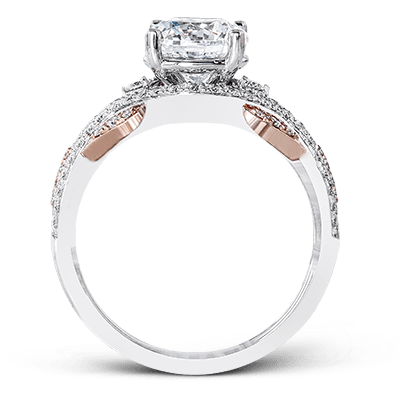 DR349 ENGAGEMENT RING