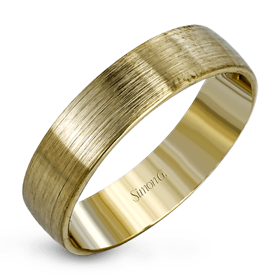 LG149 MEN RING 14K BAND