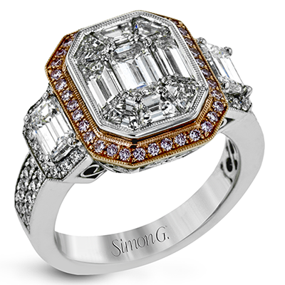 LP2061-A ENGAGEMENT RING