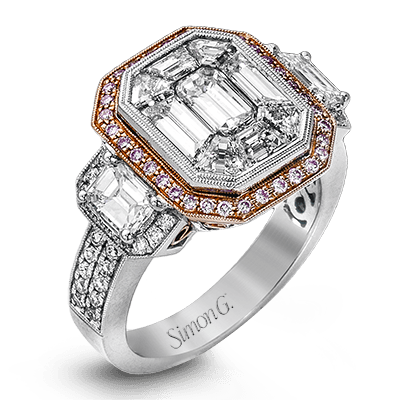LP2061 ENGAGEMENT RING