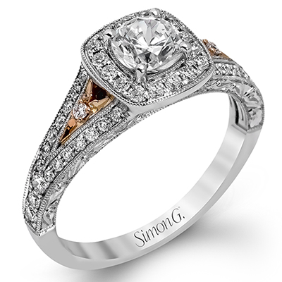 aeef604fb Simon G. Jewelry - Designer Engagement Rings, Bands and Sets | Simon ...