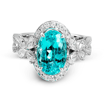 LP2301-A Semi 18K RING .31D .66PR 4.04PABTRML