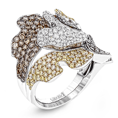 LP2335 RIGHT HAND RING