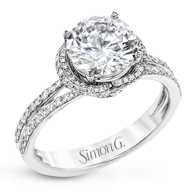 LP2361 ENGAGEMENT RING