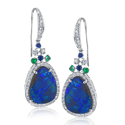 LP4373 COLOR EARRING
