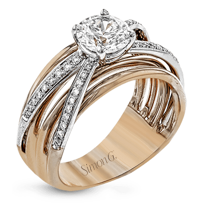 LR1040 ENGAGEMENT RING