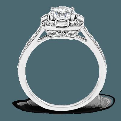 LR1151 ENGAGEMENT RING
