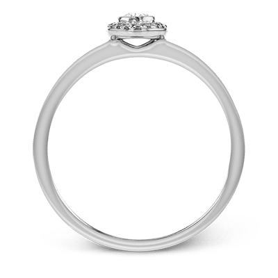 LR1170-OV Semi 18K RING .05D .17OVD