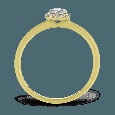 LR1170 ENGAGEMENT RING