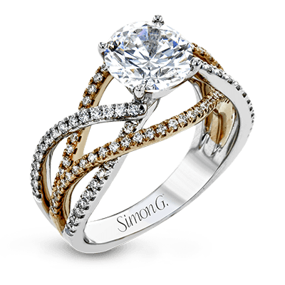 LR2125 ENGAGEMENT RING