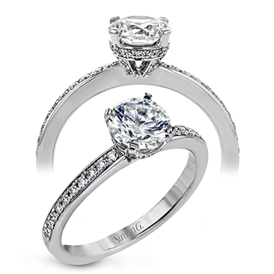 LR2225 ENGAGEMENT RING