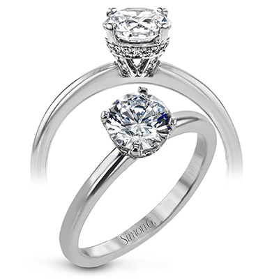 LR2226 ENGAGEMENT RING