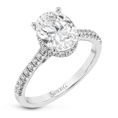 LR2345 ENGAGEMENT RING