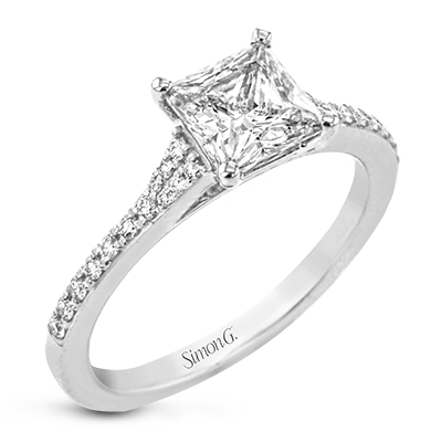 LR2507-PC ENGAGEMENT RING