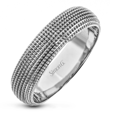 LR2672 MEN RING 14K BAND