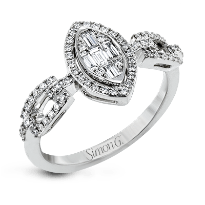 LR2683 RIGHT HAND RING