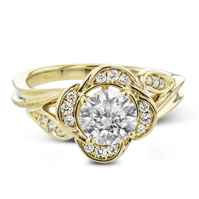LR2821 ENGAGEMENT RING