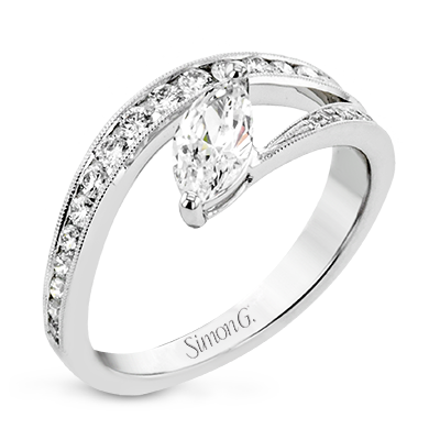 LR2823 ENGAGEMENT RING