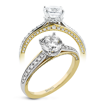 LR2826 ENGAGEMENT RING