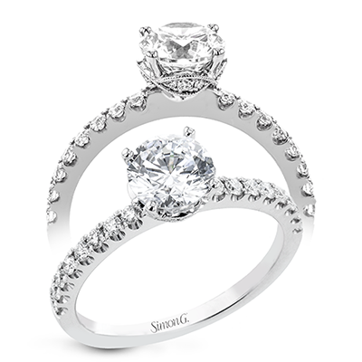 LR2828 ENGAGEMENT RING