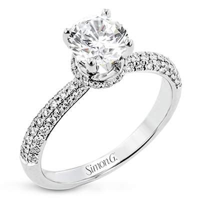 LR2829 ENGAGEMENT RING