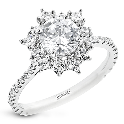 LR2846 ENGAGEMENT RING
