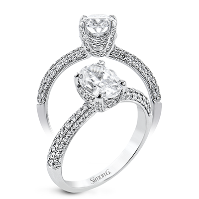 LR2856 ENGAGEMENT RING