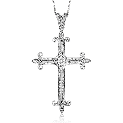 MP1799 CROSS PENDANT