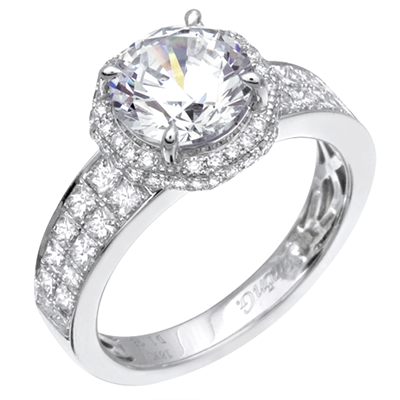 MR1749 ENGAGEMENT RING