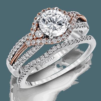 MR1815 WEDDING SET