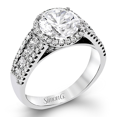 MR1903-A ENGAGEMENT RING