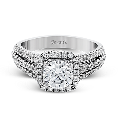 MR1904 ENGAGEMENT RING