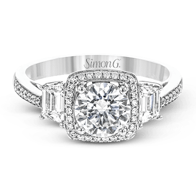 MR2280-A ENGAGEMENT RING