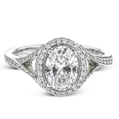 MR2347-A ENGAGEMENT RING