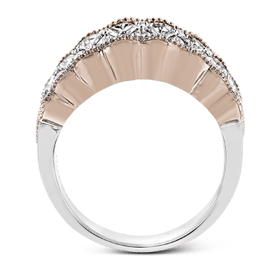 MR2349  18K RING 3.18PC