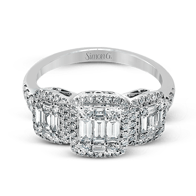 MR2363  18K RING .52D .41BG