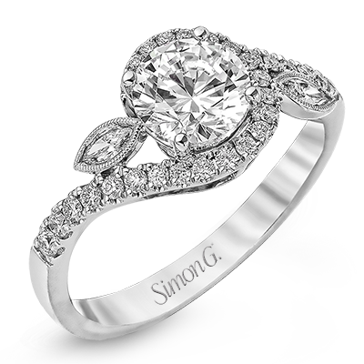 MR2373 ENGAGEMENT RING