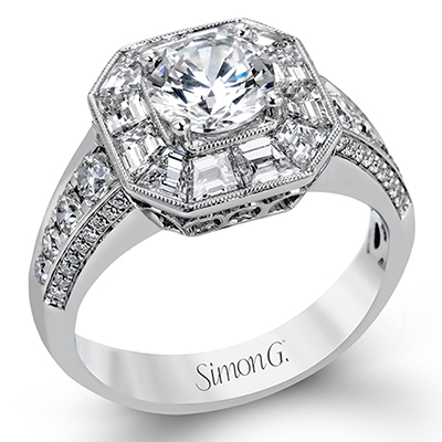 MR2384 ENGAGEMENT RING