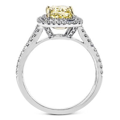 MR2414 Semi 18K RING .56D