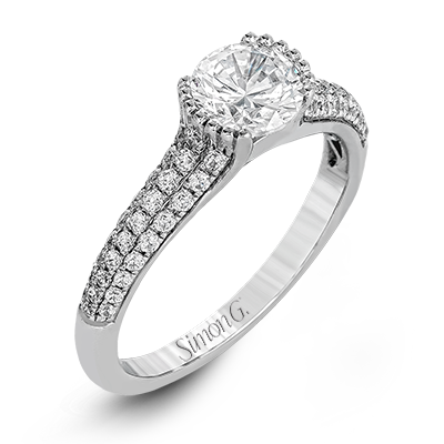 MR2503 ENGAGEMENT RING