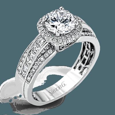 MR2560 ENGAGEMENT RING