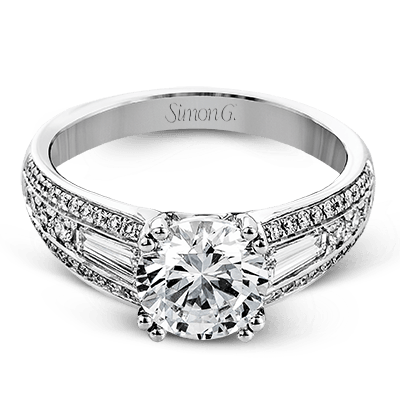 MR2628-A ENGAGEMENT RING