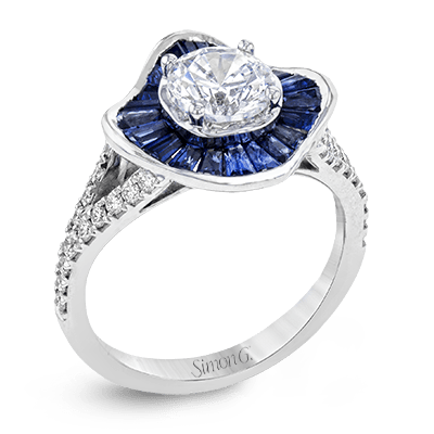 MR2632 ENGAGEMENT RING