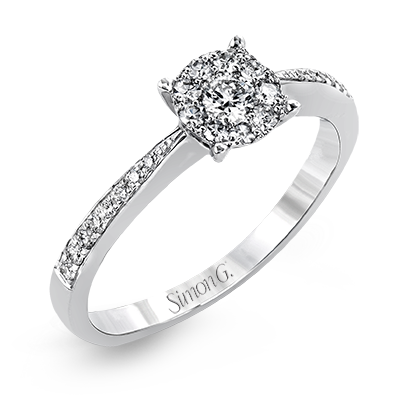 MR2658 ENGAGEMENT RING