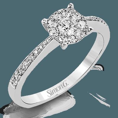 MR2680 ENGAGEMENT RING