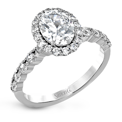 MR2878 ENGAGEMENT RING
