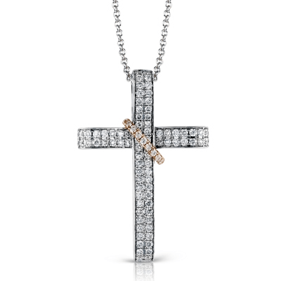 TP292 CROSS PENDANT