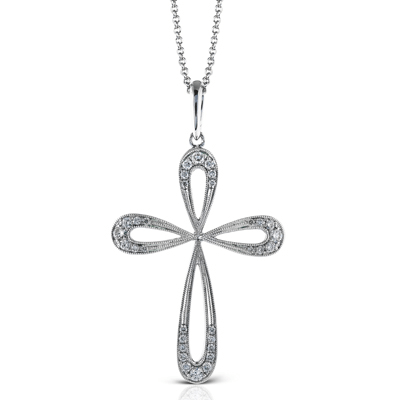 TP294 CROSS PENDANT